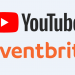 YouTube Will Sell Tickets On Music Videos Using Eventbrite Service